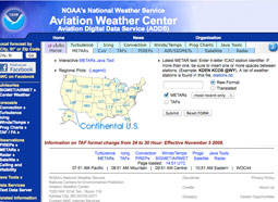 Aviation Weather Center